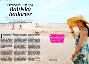 Allt om resor - Strandliv och spa baltiska badorter